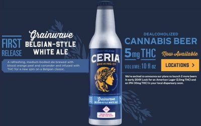 Ceria Beer is Here!