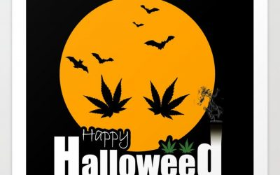 What Is It About Halloween and Weed?